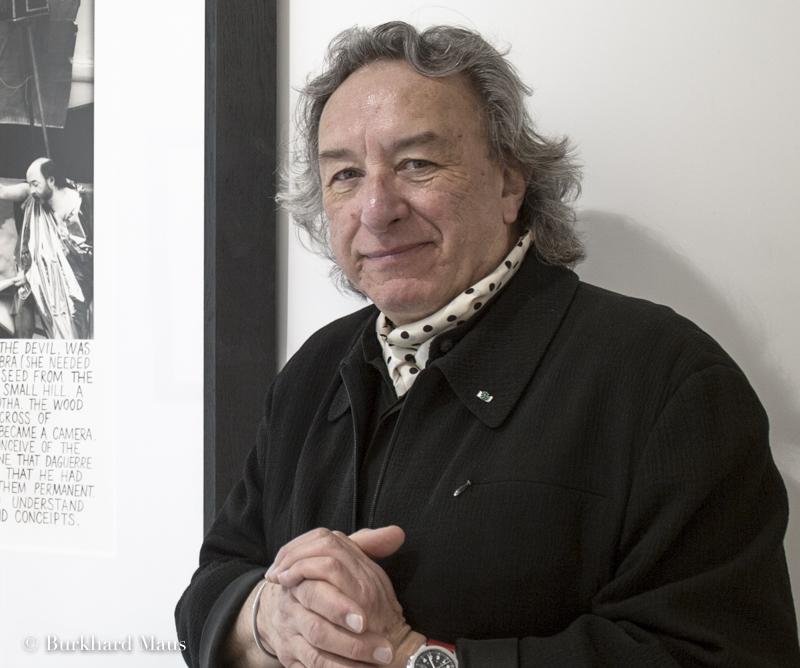 Joel-Peter Witkin, Galerie Baudoin Lebon, Paris