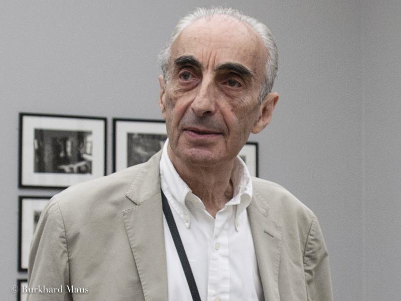 Benjamin Katz, Musée d'Art Moderne de Paris