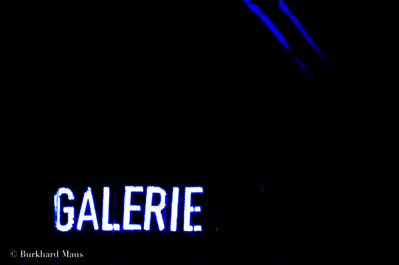 Galerie, Paris