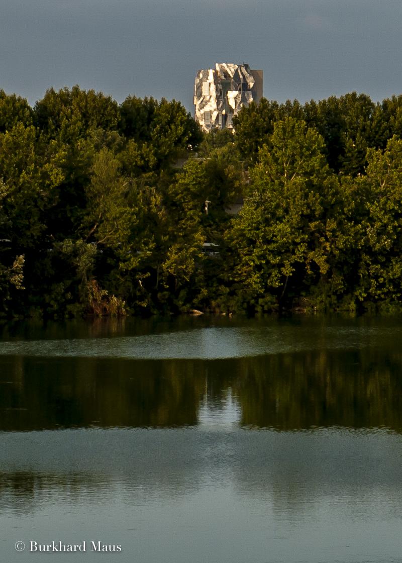 Luma, Arles, Frank Gehry