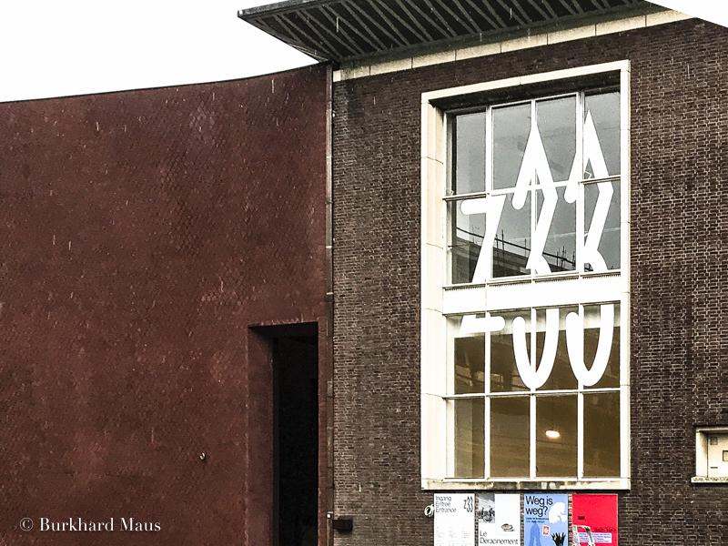 z33 Huis voor Actuele Kunst, Design & Architectuur (détail), Hasselt