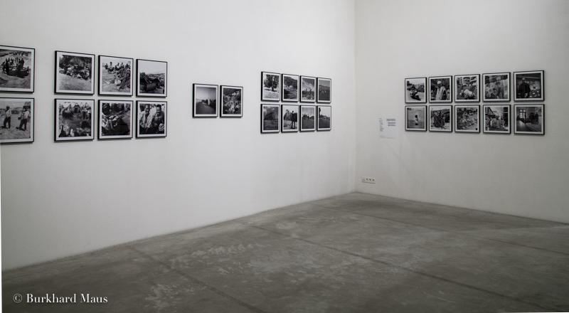 """Pierre Bourdieu, """"Testimonies of Uprooting"""" Le Déracinement, z33 Huis voor Actuelle Kunst, Design & Architectuur, Hasselt"""