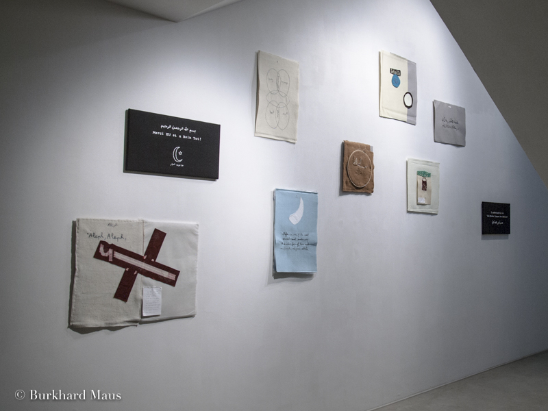 """Mounira Al Solh,""""After Eight"""", Le Déracinement, z33 Huis voor Actuelle Kunst, Design & Architectuur, Hasselt"""