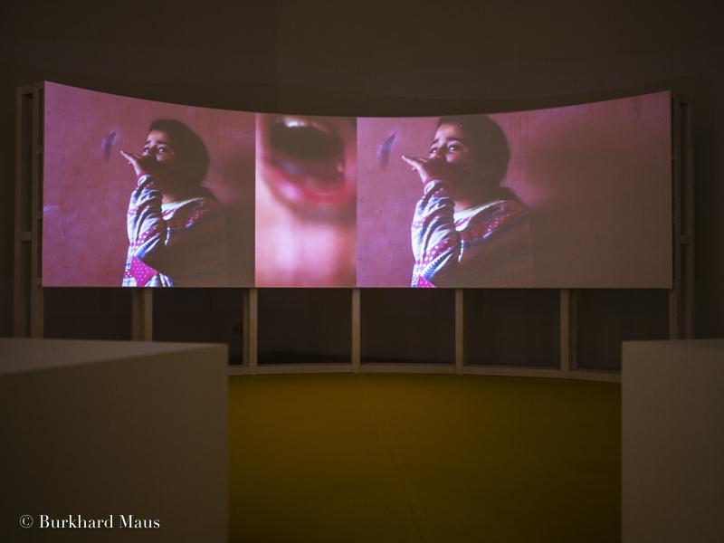 "Mohamed Bourouissa, ""The Whispering of Ghosts"", Le Déracinement, z33Huis voor Actuelle Kunst, Design & Architectuur, Hasselt"