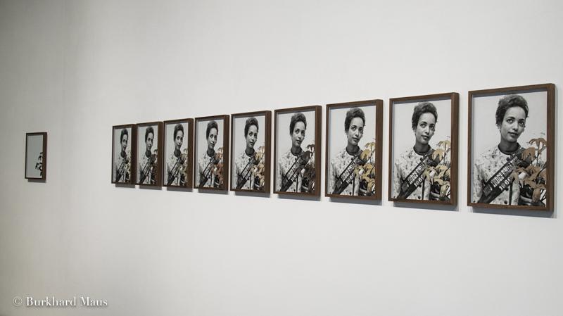 """Vincent Meessen, """"Miss Interdependances"""",Le Déracinement, z33 Huis voor Actuelle Kunst, Design & Architectuur, Hasselt"""