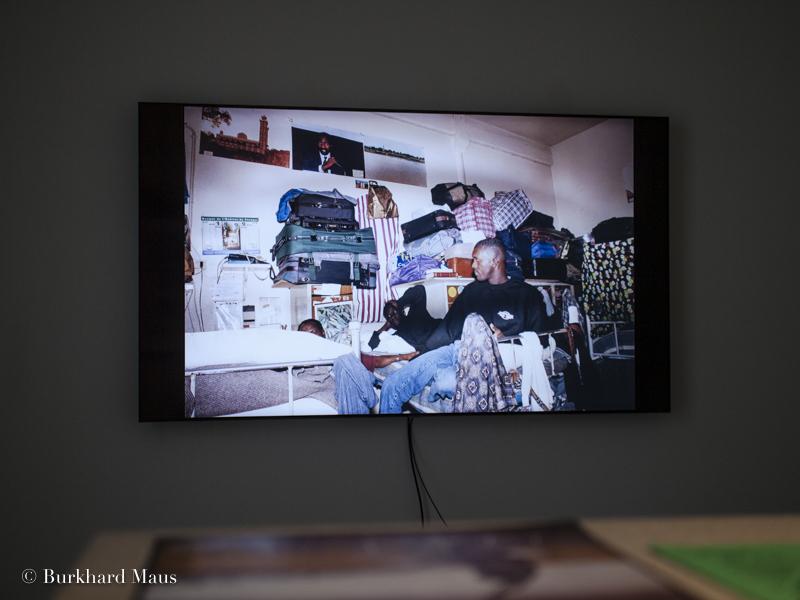 """Raphaël Grisey, Kàddu Yaraax, Bouba Touré, """"Le Déracinement"""", z33 Huis voor Actuelle Kunst, Design & Architectuur, Hasselt"""