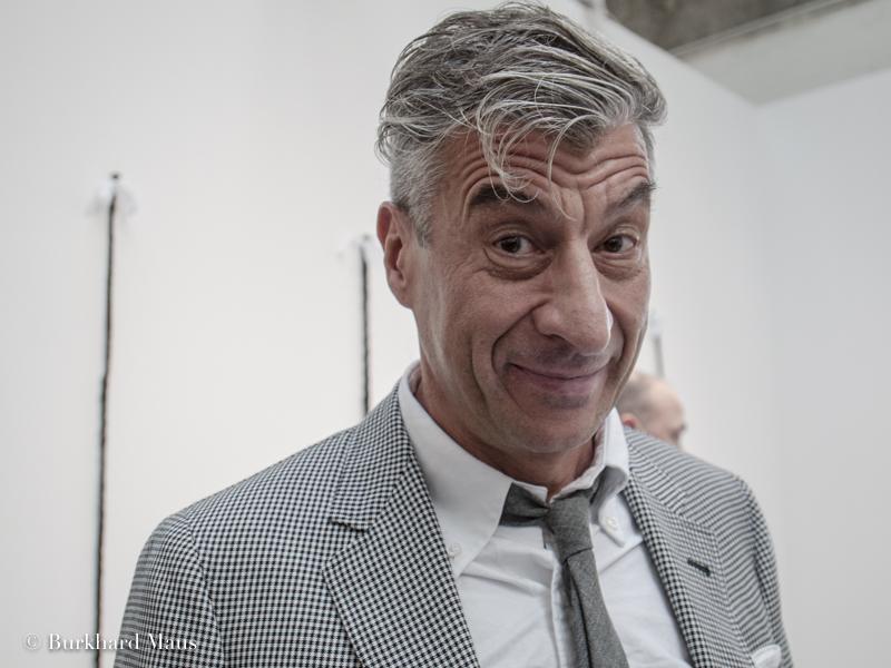 Maurizio Cattelan, FIAC, Paris