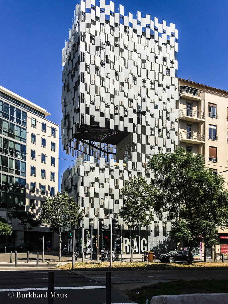 Fonds régional d'art contemporain Provence-Alpes-Côte d'Azur, (FRAC-Paca), Marseille