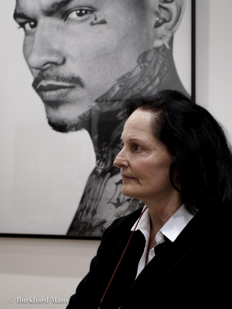 Isabel Muñoz, Galerie Esther Woerdehoff, Paris Photo 2018