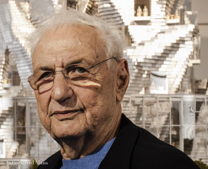 Frank Gehry, Arles