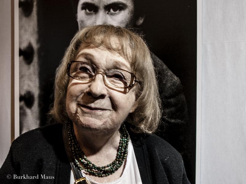 Sabine Weiss, Paris