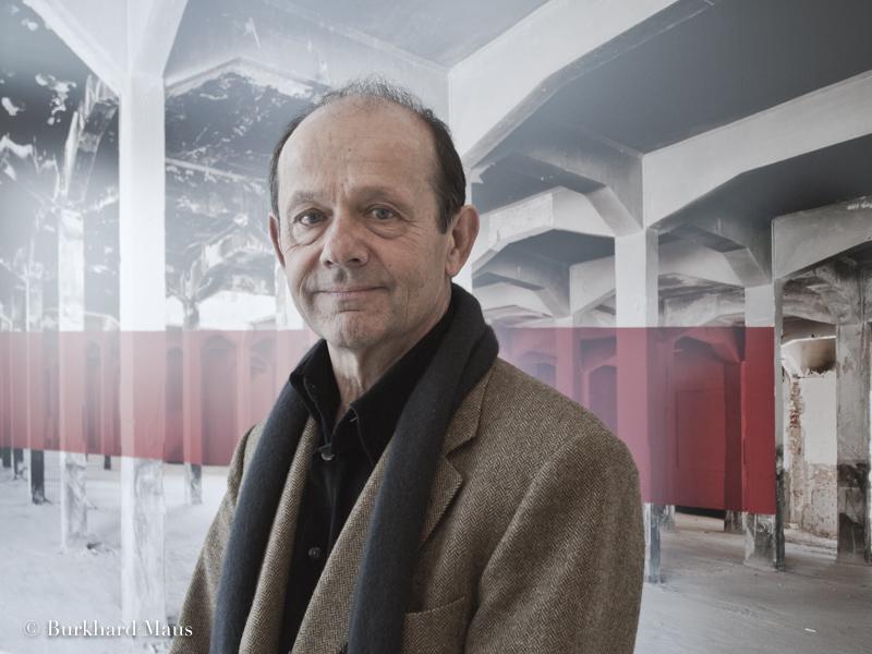 Georges Rousse, Galerie Reckermann