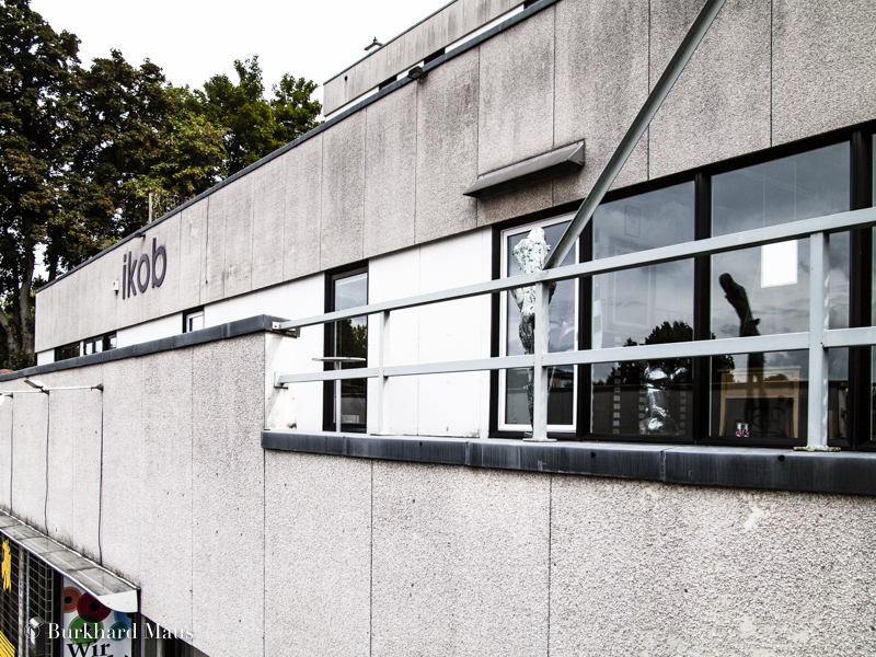 ikob, Musée d'Art Contemporain (détal), Eupen