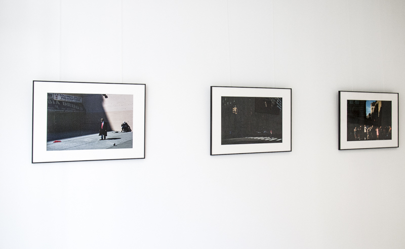 Chervine Delaeli, Galerie Esther Woerdehoff, Genève